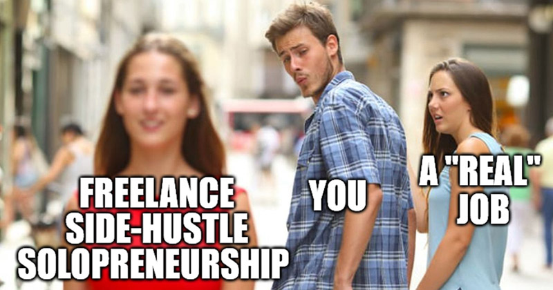 How much should you hustle for 1000 eur per month?